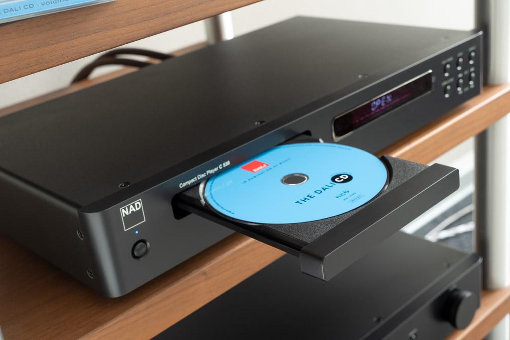 Nad CD Player C538 Graphite