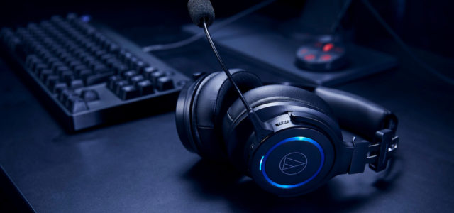 Audio-Technica ATH-G1- und ATH-G1WL-Gaming-Headsets versprechen intensives Erlebnis