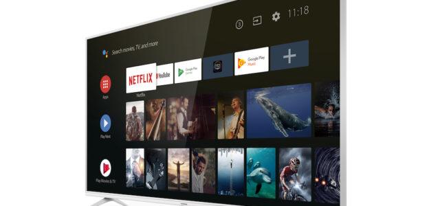 Thomson 55UE6400 Fernseher: Andoid 9 TV mit 4K-Auflösung