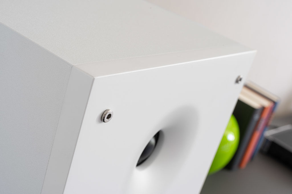 Die clearSound-Serie besticht durch ihr schlichtes und modernes Design.