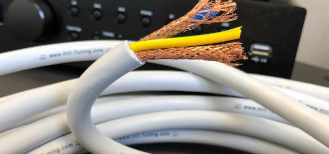 Die letzten Meter: Welchen Einfluss Unter-Putz-Kabel auf den Klang der HiFi-Anlage haben können