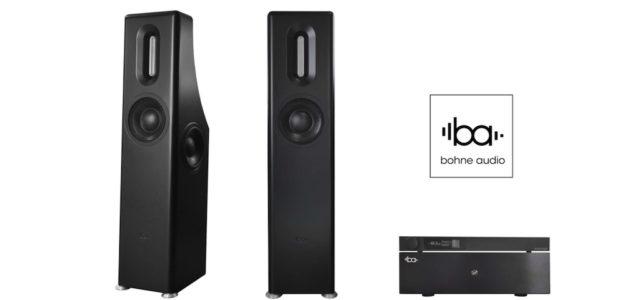 Bohne Audio präsentiert neuen aktiven Standlautsprecher BB-8L