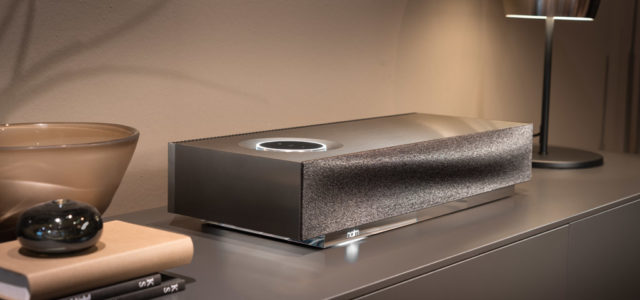 Naim Mu-so 2 – HiFi- & HiRes-Streaming, kompakt und edel verpackt