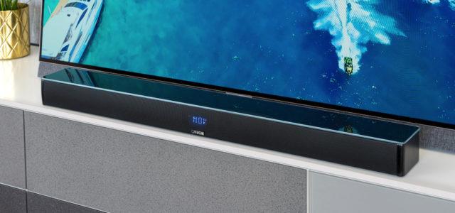 Canton Smart Soundbar 9 – Wenn die Soundbar auch Streamer und Multiroomklient ist