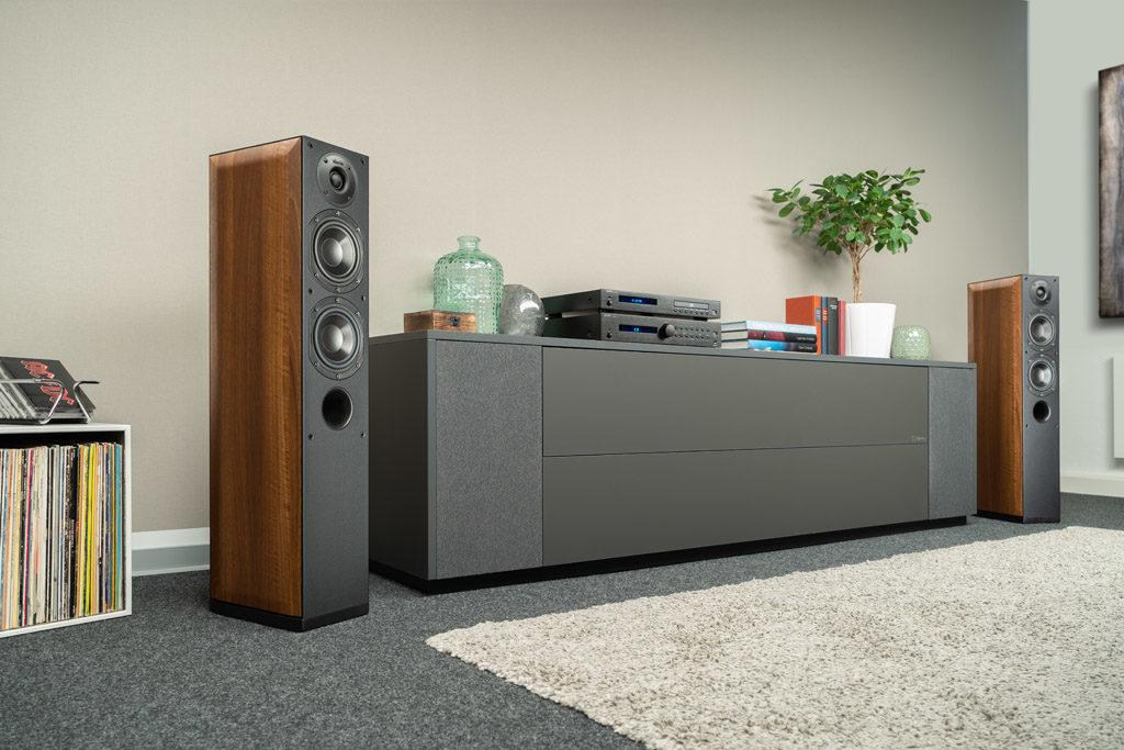 Die Indiana Line Nota 550 X verbinden hervorragenden Klang und exzellente Ästhetik.