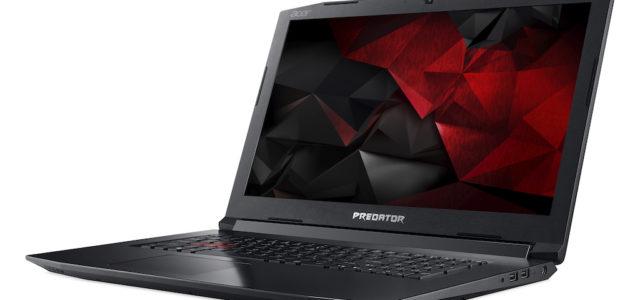 Acer präsentiert Predator Helios 700 und neues Predator Helios 300