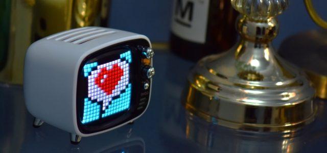 Divoom Tivoo Pixel-Art-Speaker mit riesigem Funktionsumfang und außergewöhnlichem Design