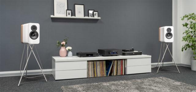Q Acoustics Concept 300 – Exzellenz im Kompakt-Format