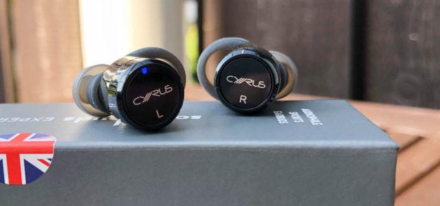 Cyrus SoundBuds: Knöpfchen im Ohr und satter Sound ganz ohne Kabel