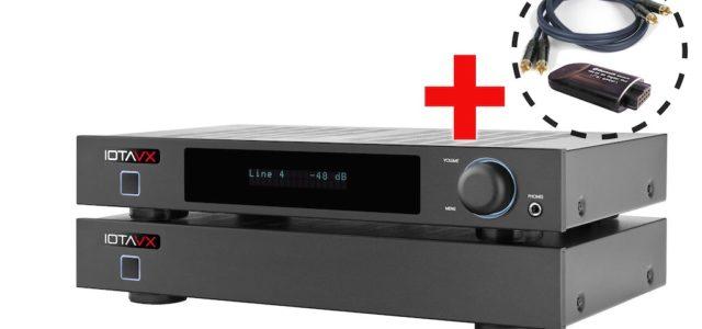 XTZ, IotaVX und Burchardt Audio versandkostefrei bestellen