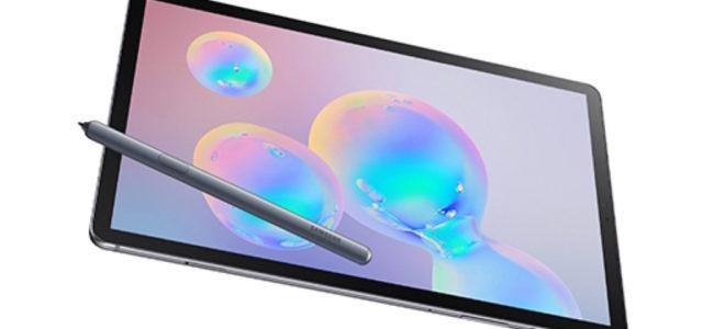Samsung Galaxy Tab S6 – das allererste Tablet, das HDR10+ unterstützt