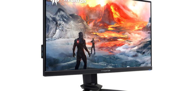 Gamescom Highlight: Die neuen Predator-Monitore von Acer sprengen Limits