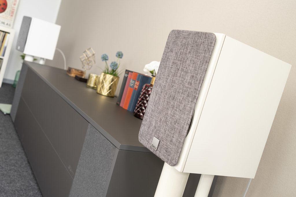 Die Oberon 3 glänzt mit ihrem Look im skandinavischen Design.