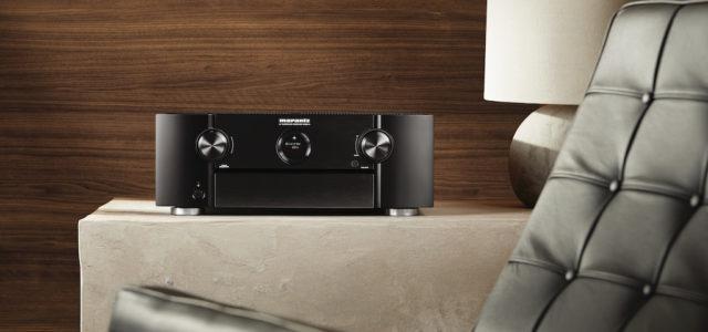 Marantz stellt AV-Receiver SR5014 und SR6014 mit Dolby Atmos Height Virtualization vor