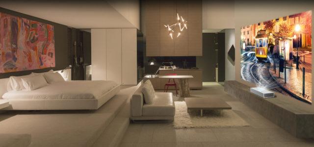 LG Cinebeam 4K UHD Projektoren für mehr Komfort und brillante Bilder in der Heimkino-Saison