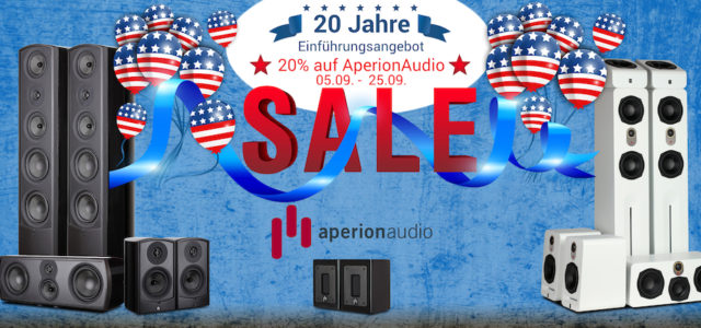 AperionAudio – ab jetzt auch in Deutschland mit Eröffnungsangebot