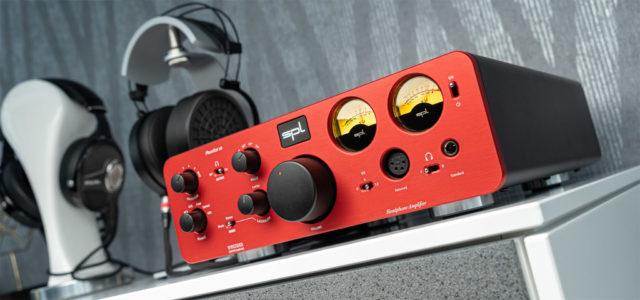 Kopfhörer-Verstärker SPL Phonitor xe – Mit der Matrix zum natürlichen Musikgenuss