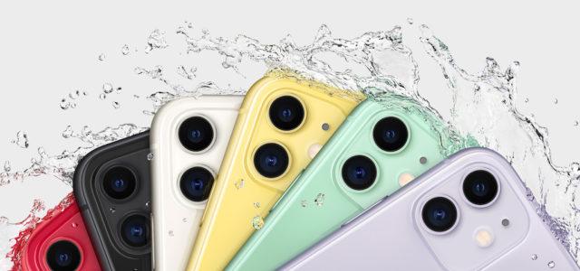Apple stellt iPhone 11 mit zwei Kameras vor