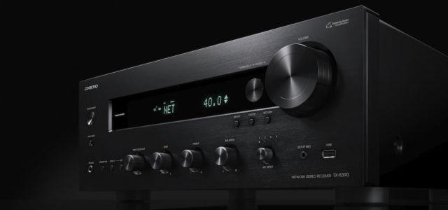 Onkyo TX-8390 Stereo-Receiver: Video-Funktionen, Sprachsteuerung und AccuEQ