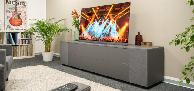 Roterring Scaena Protekt Sound – Klangmöbel für hohe Design- und HiFi-Ansprüche