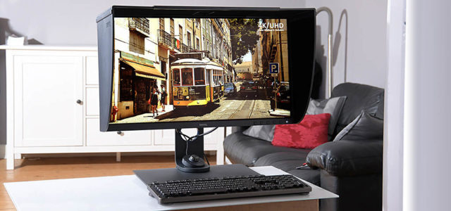 BenQ SW270C – Professioneller Fotografen-Monitor mit herausragenden Werkseinstellungen