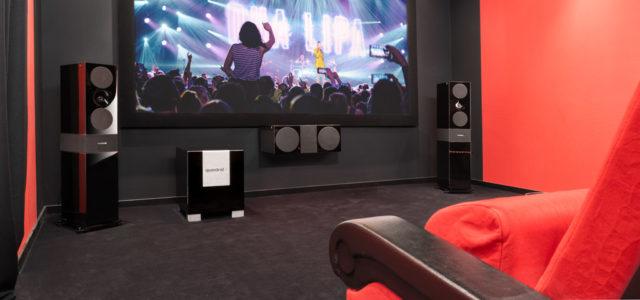 Quadral Platinum+ Seven/Phase 7.1-Set für höchste Kino-Ansprüche