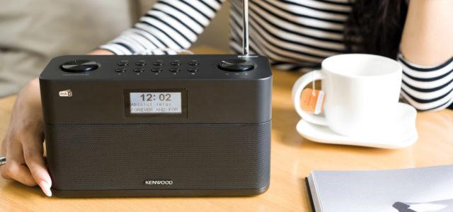 Kenwood CR-ST50DAB: DAB/FM-Tischradio mit modernen Extras