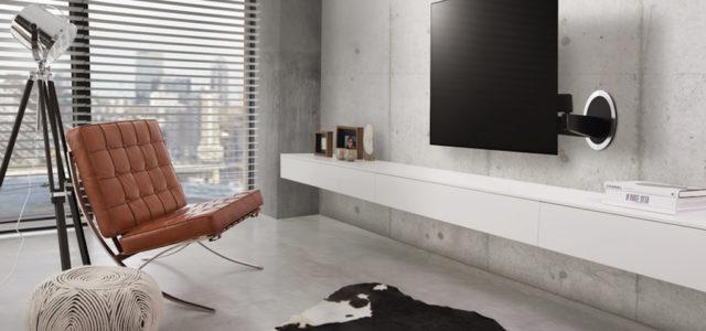 Vogel´s verspricht perfekte Halterung für OLED-TVs aller Marken