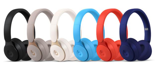 Beats Solo Pro: Der erste On-Ear Noise Cancelling Kopfhörer von Beats by Dr. Dre