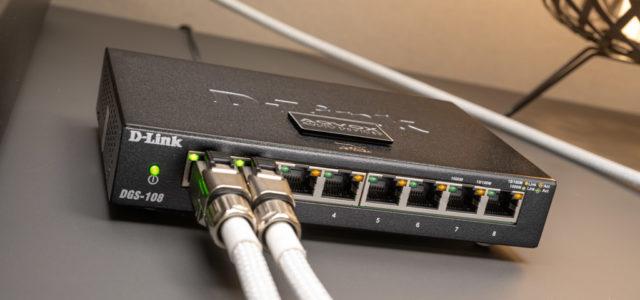 Netzwerkswitch Aqvox AQ-Switch SE – sinnvolles HiFi-Tuning statt Voodoo