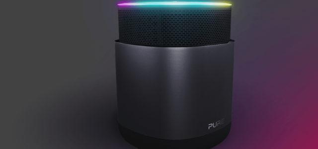 Pure DiscovR: Der abhörsicherste Smart Speaker der Welt