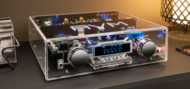 All-in-One-Player AVM Ovation CS 8.2 BT – Audiophile Transparenz