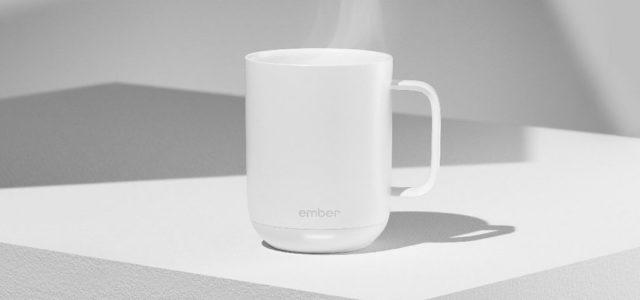 Ember Mug2, der smarte Becher mit Temperaturregelung