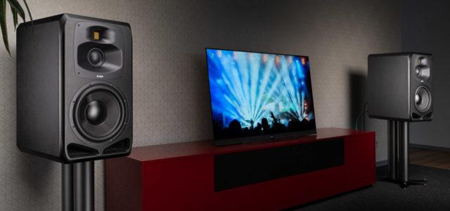 Farfield-Monitor ADAM Audio S5V – Musikhören wie im Tonstudio