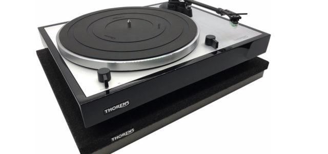 Absolute Ruhe: Thorens stellt Absorber Base TAB 1600 für Plattenspieler vor