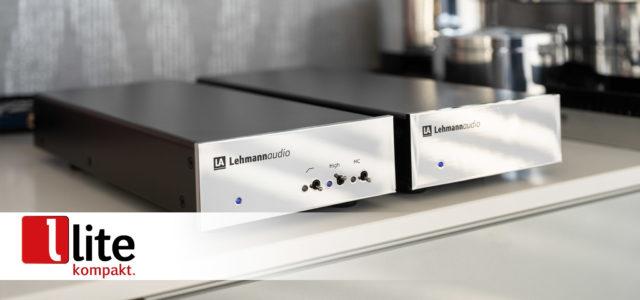 Lehmannaudio Decade – Audiophiler Phono-Vorverstärker für MM und MC