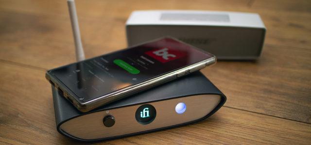 iFi ZEN Serie – Bluetooth Streamer und USB DAC / Kopfhörerverstärker