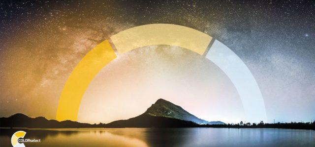 Coloselect, 3 Lichtfarben in einer Leuchte: Warm-, Neutral- oder Tageslichtweiß?