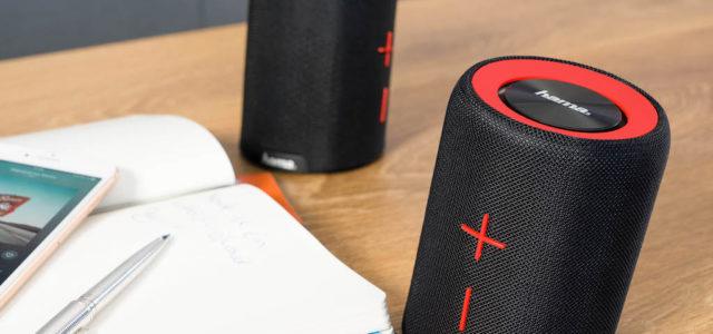 Hama Soundcup D – Zwei Bluetooth-Lautsprecher in einem Lautsprecher