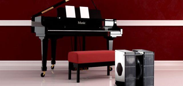 Noch flexiblere Power für bis zu zwei ModalAkustik MusikBass RiPol-Subwoofer