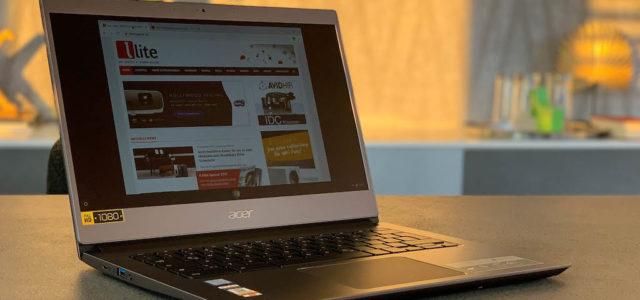 Acer Chromebook 714 – so arbeitet man heute unterwegs