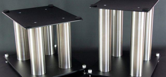 Lautsprecher- und Monitorständer Liedtke-Metalldesign BEASTMASTER ONE & TWO