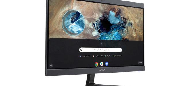 Neue Acer Chromebase-Modelle als Rundum-Pakete für mehr Effizienz und Produktivität