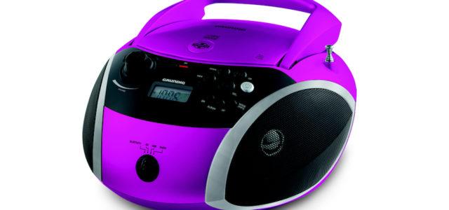 Grundig Boomboxen GRB 3000 BT und 4000 BT: Lieblingsmusik für überall