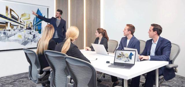 BenQ WDC10C InstaShow – komfortable drahtlose Präsentationen im Sitzungsraum