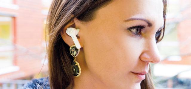 Wharfedale WPods: Bluetooth-Earbuds mit Stil, Komfort und Ausdauer