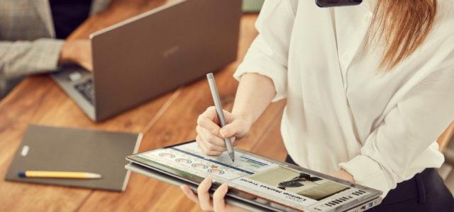 LG stellt die neuen Laptops der gram-Serie vor