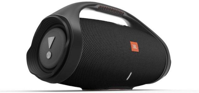 Mächtiger Sound für einen ganzen Tag: Die JBL Boombox 2