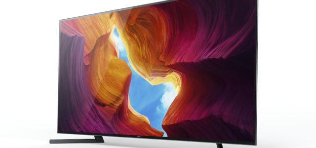 Sony präsentiert neue 8K Full Array LED-Fernseher und OLED TV-Modelle