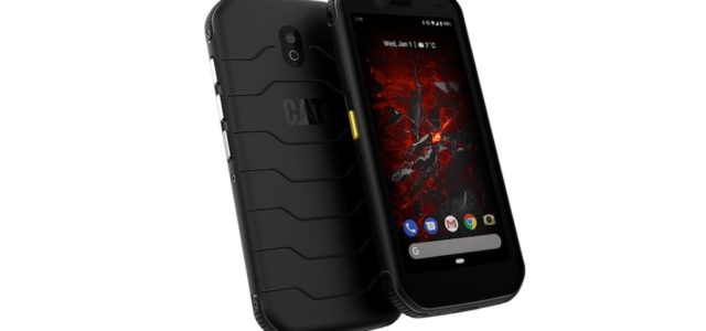Robust bis ins kleinste Detail: Das neue Cat S32 Smartphone